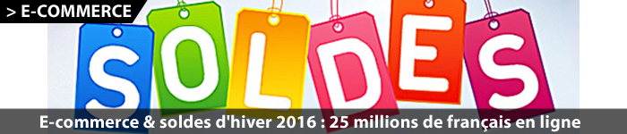 Soldes d'hiver 2015 et intention d'achat des français