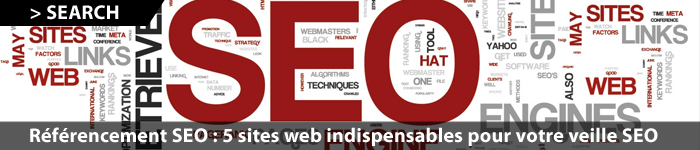 5 sites webs indispensables en SEO