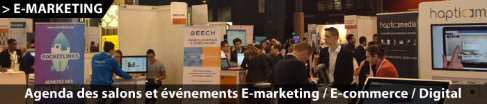 Agenda webmarketing & e-commerce 2019
