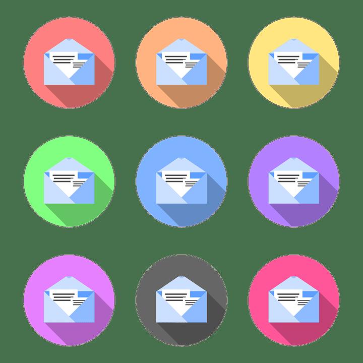 Bien choisir la couleur de son email marketing
