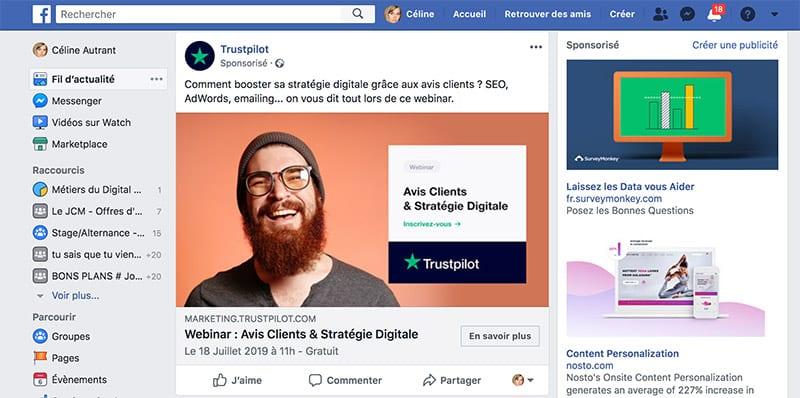 Espionnez les campagnes Facebook Ads de vos concurrents avec la bibliothèque publicitaire Facebook