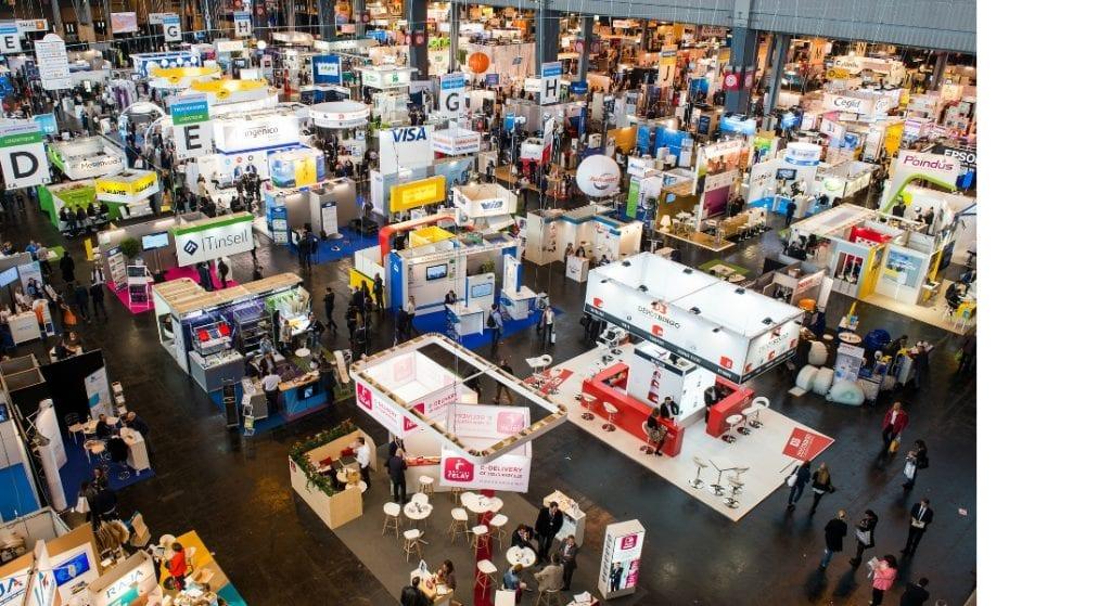 Évènement du Paris Retail Week présent dans l'agenda digital de septembre 2019