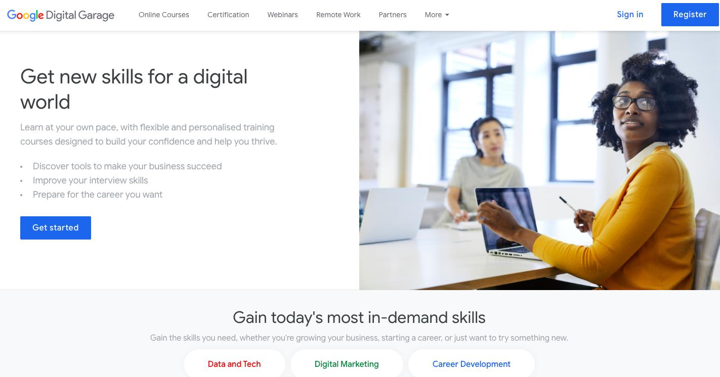 Google-Digital-Garage-formation-certification-marketing-digital-gratuite