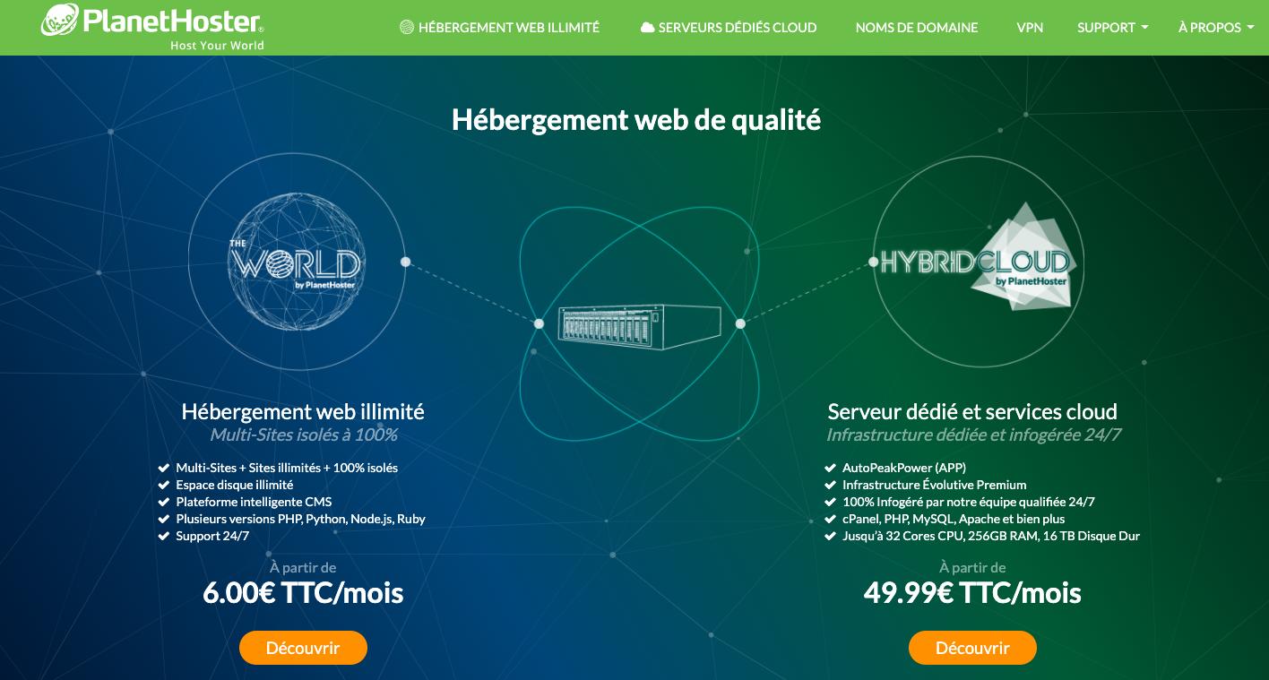 avis-planethoster-hebergement-web-illimité