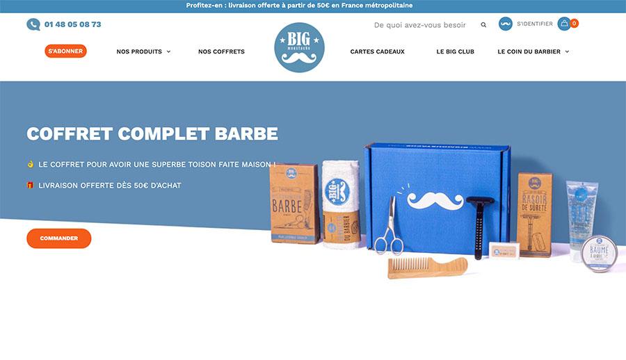 DNVB - Big Moustache