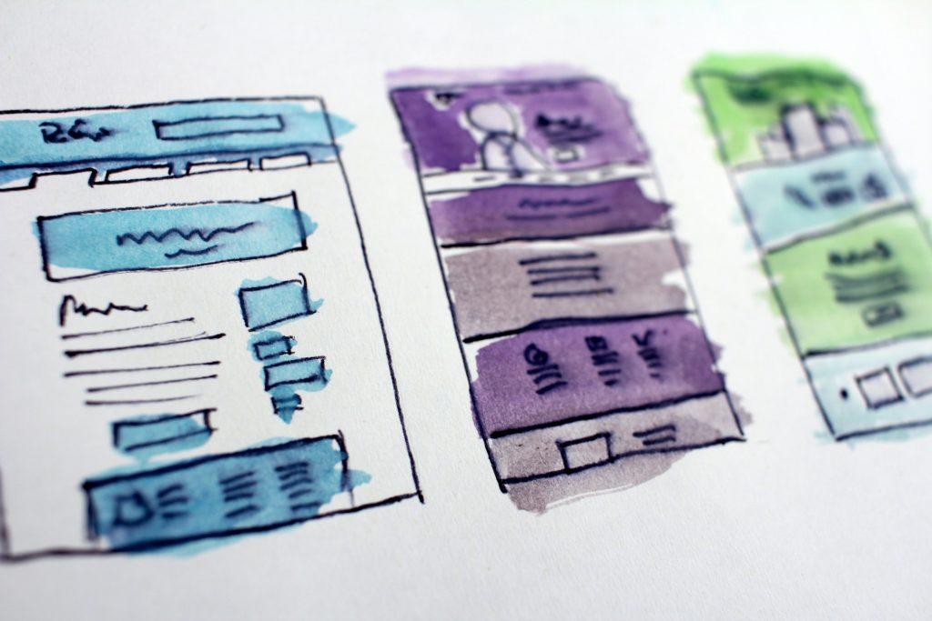 Création site web : arborescence et structure